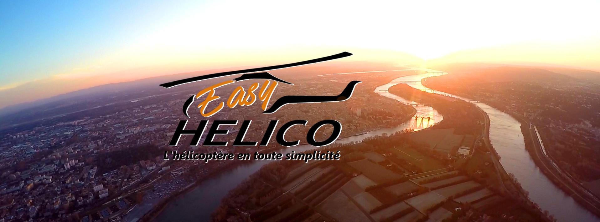 Easy Helico couché de soleil