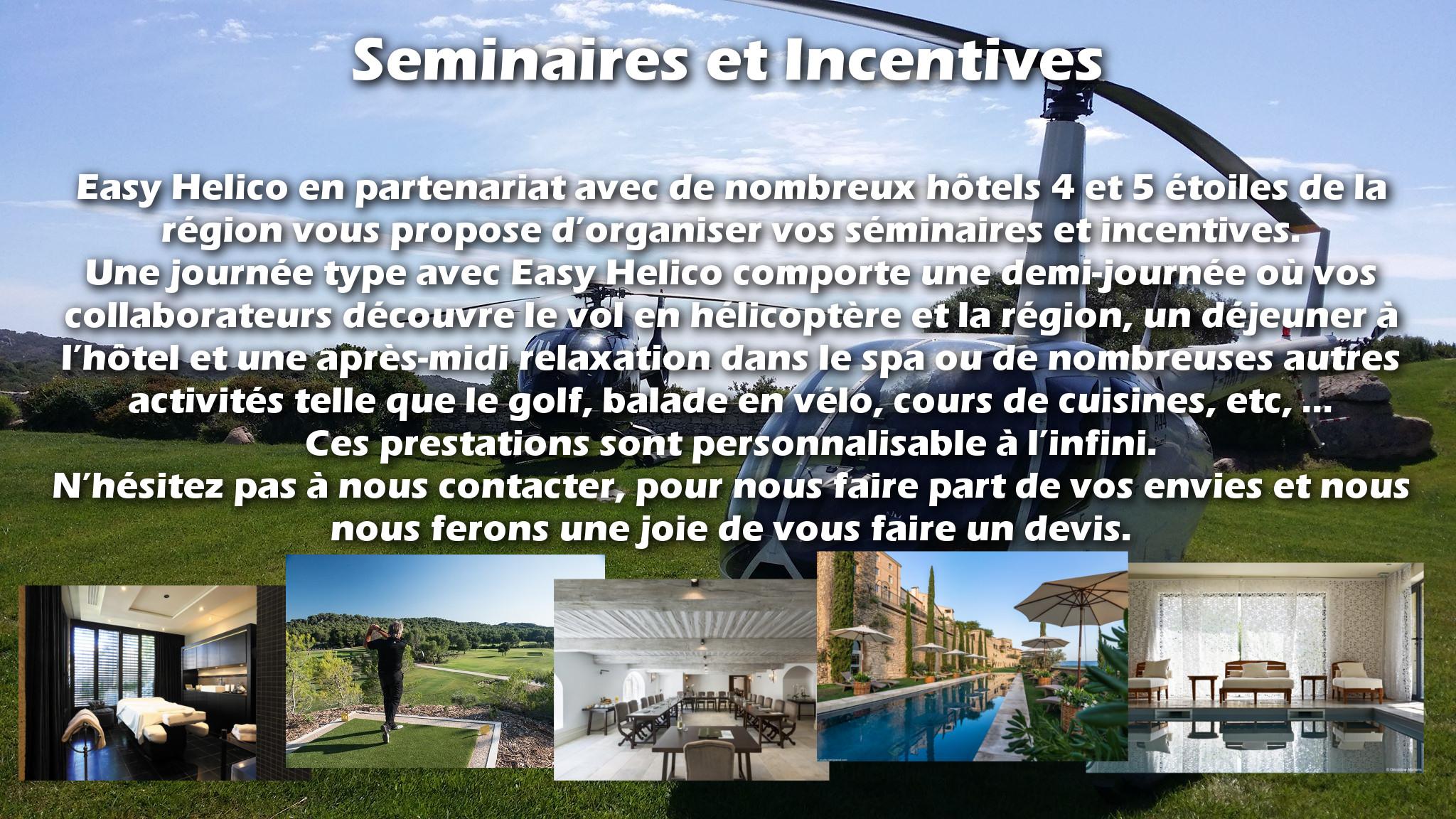 séminaire Et Incentives