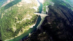 Photo Aérienne du Pont du Guard 4