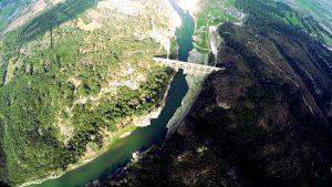Photo Aérienne du Pont du Guard 4