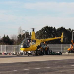 Cours de pilotage hélicoptère sur R22 Robinson